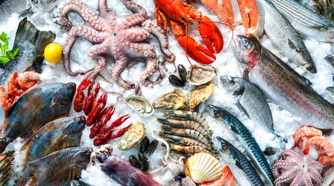 Fish And Shellfish Masterclass