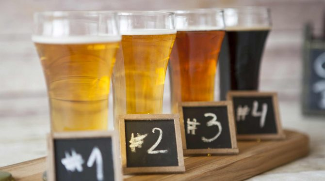 Beer & Ale Tasting