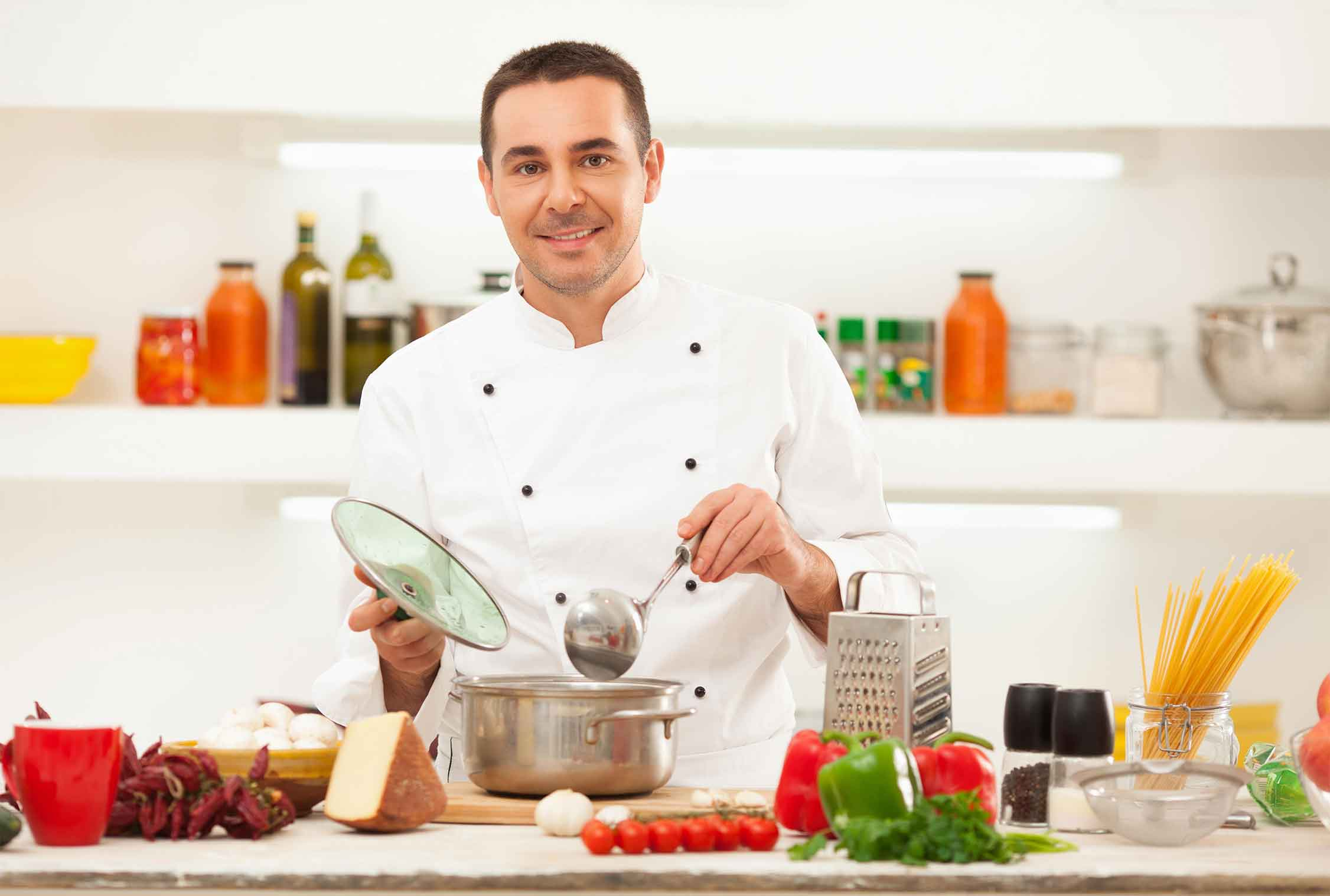 Virtual Cookery Team Building and Corporate Cookery Experiences